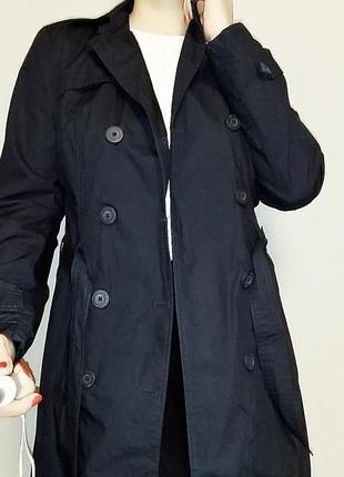 Стильный тренч - плащ tom tailor 14-16/xl2 фото