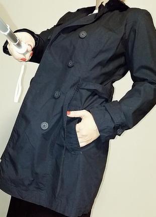 Стильный тренч - плащ tom tailor 14-16/xl4 фото
