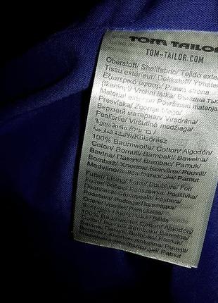 Стильный тренч - плащ tom tailor 14-16/xl9 фото