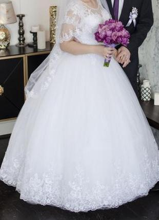 3fd5c0028 Пышные свадебные платья 2019 - купить недорого вещи в интернет ...