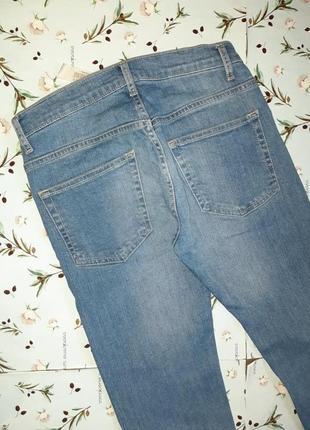 Акция 1+1=3 фирменные узкие джинсы скинни стрейч topman, размер 42 - 444 фото