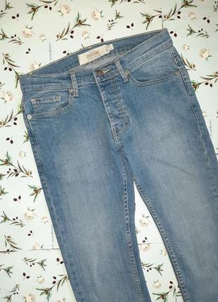 Акция 1+1=3 фирменные узкие джинсы скинни стрейч topman, размер 42 - 447 фото