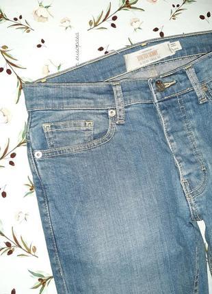 Акция 1+1=3 фирменные узкие джинсы скинни стрейч topman, размер 42 - 448 фото