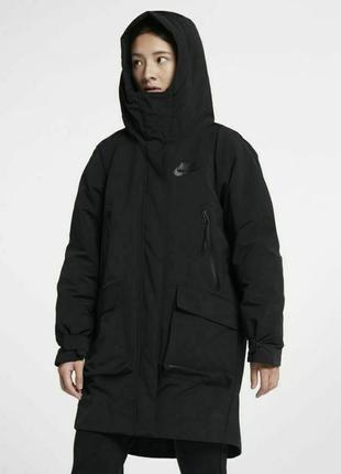 Новая парка на пуху nike tech pack премиум линия куртка пуховик