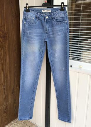 Новые джинсы скинни италия