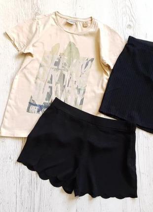 Комплект вещей на девочку 10-11лет