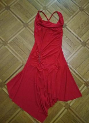 Лёгкое платье-сарафан с