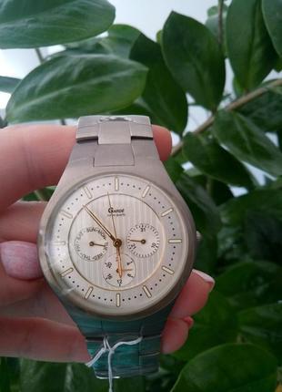Титановые часы garde ruhla elegance 1594-1