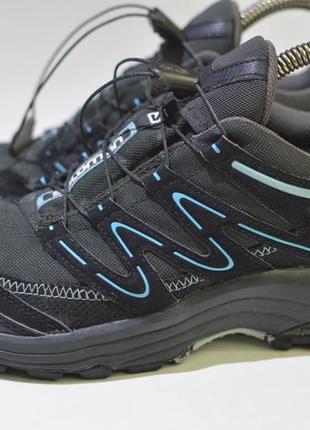 Треккинговые кроссовки salomon gore-tex 390156 outdoor