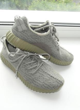 Кроссовки adidas yeezy boost 350 moonrock , оригинал , размер 42