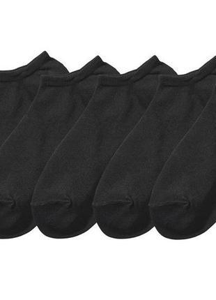 Комплект (5шт) женских тонких носков esmara р.41-42