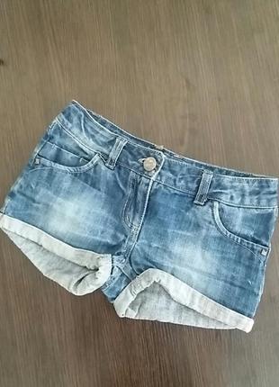 Літні  джинсові шорти(дитячі)