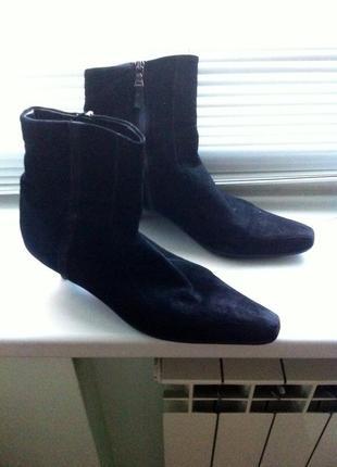 Ботинки демисезонные prada 27-27.5 см