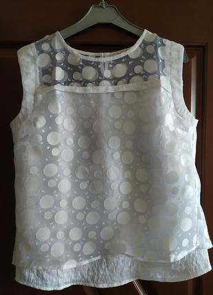 Нарядная женская летняя блузка