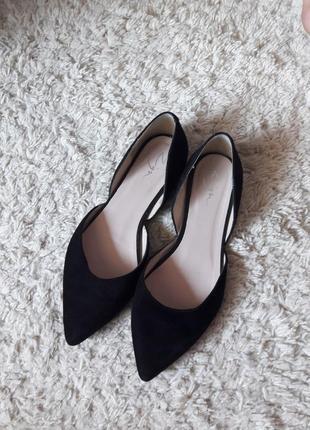 Туфли лодочки открытые босоножки zign