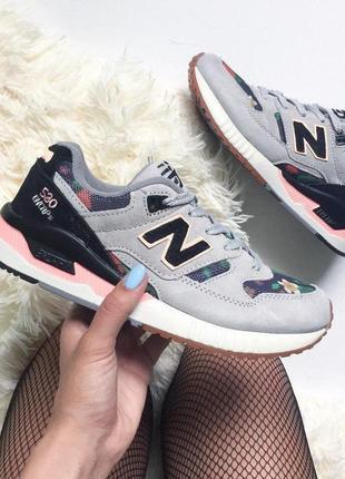 Стильные кроссовки new balance, оригинал