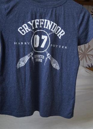 Гарри поттер  ,футболка грифиндор