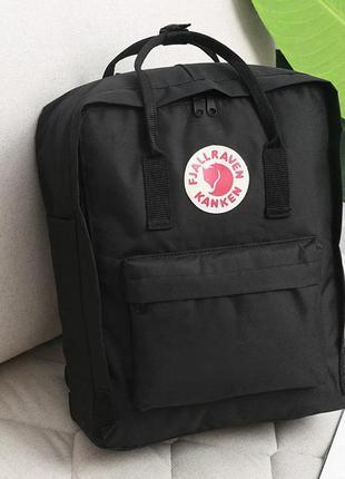 Стильный рюкзак fjallraven kanken classic, сумка канкен школьный портфель