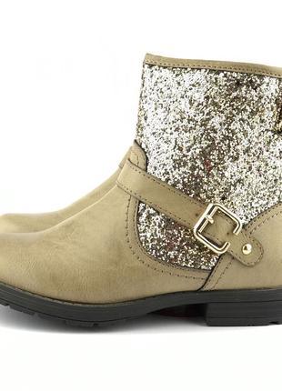 Демисезонные ботинки xti (испания)