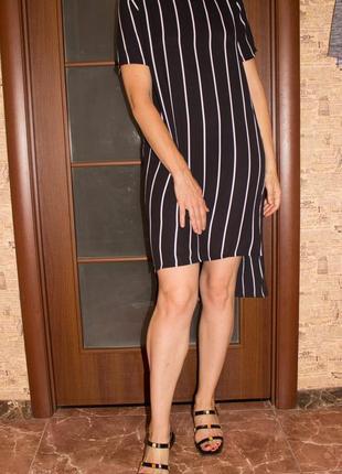 Платье сукня туника сзади удлиненная нг