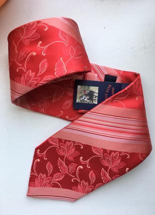Us polo assn галстук шёлковый италия hand made italy