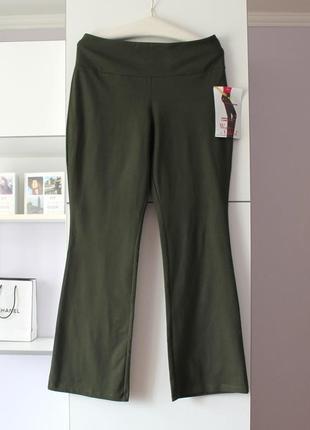 Новые хлопковые брюки от woman with control
