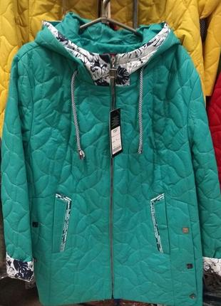 Курточка, размер 56 .
