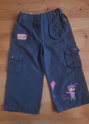 Спортивные штани для девочке с дорой🐵