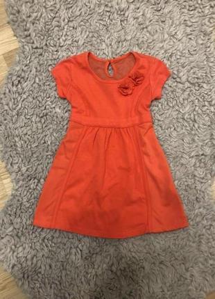 Платье dkny на 2 года, новое!