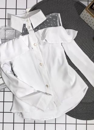 Рубашка с сеткой