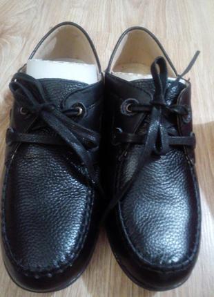 Туфли для школьника размер 36-37