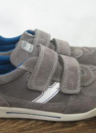 Замшевые ботинки bama (германия) р.36