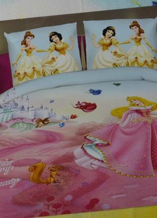 Качественные комплекты детского постельного белья полуторка байка фланель