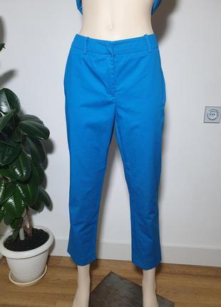 Укороченные лёгкие брюки max mara