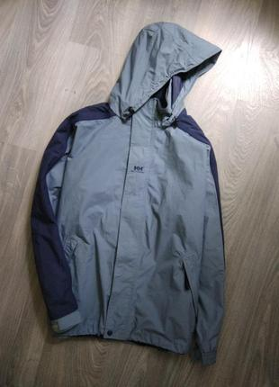 Xl/54р helly hansen ветровка куртка мембрана
