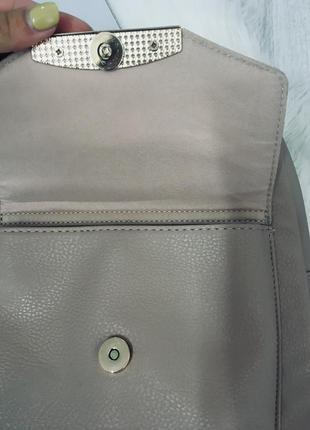 Рюкзак пудрового кольору від primark, новий🖤🖤🖤5 фото
