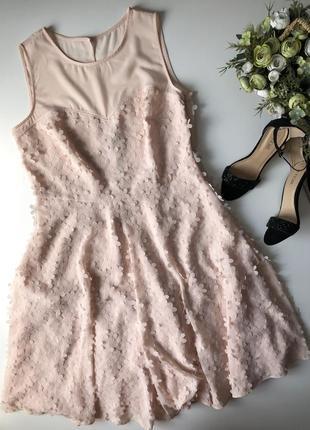 Нарядное платье f&f . новое. раl