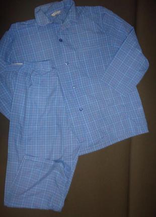 Легкая, тонкая пижама marks & spencer