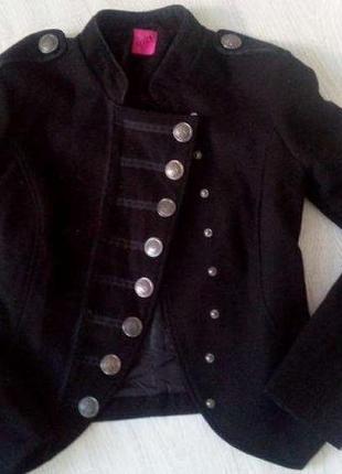 Жакет,пиджак,пальто,курточка 44р  (s-m)