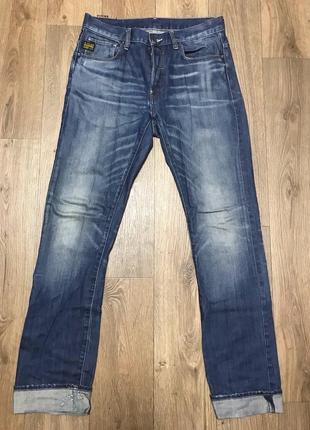 G star raw jeans джинсы оригинал
