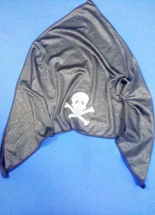 Бондана ,платок с черепом