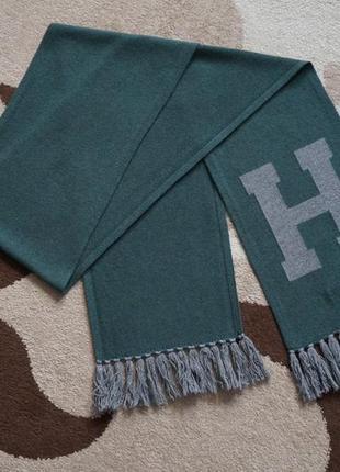 Tommy hilfiger. шарф. унисекс.