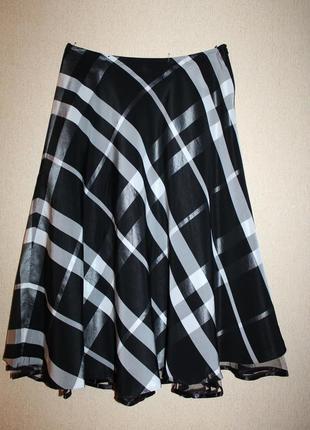 Красивая нарядная юбка laura ashley