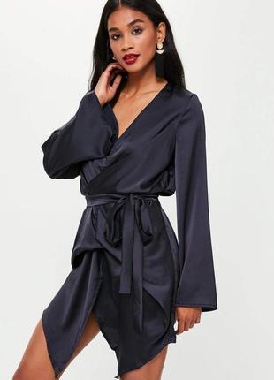 Очень крутое платье кимоно от missguided