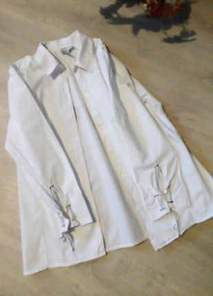Брендовая рубашка calvin klein вторая вещь со скидкой 50%