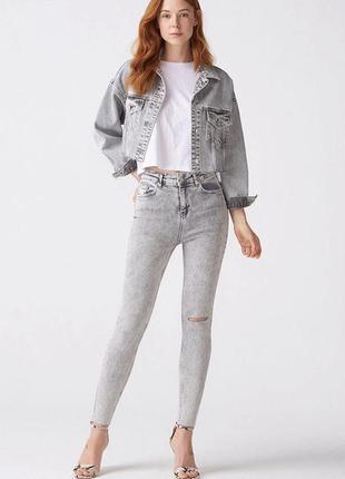 Крутые джинсы dilvin