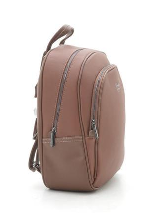 Новый женский городской коричневый рюкзак david jones3 фото