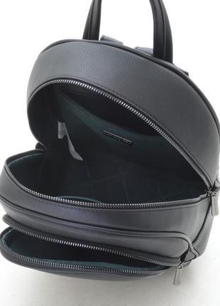 Новый женский городской коричневый рюкзак david jones5 фото