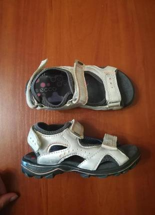 Ecco сандали босоножки