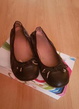 Туфли балетки paola